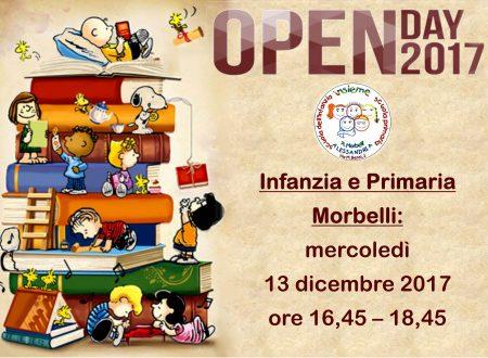 Tutti pronti per l'Open day!!
