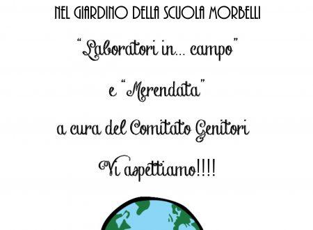 Tutti pronti per la Festa della Terra!!