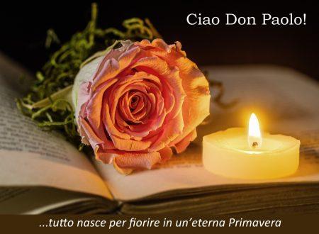 Ciao, Don Paolo!