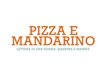 Pizza e mandarino